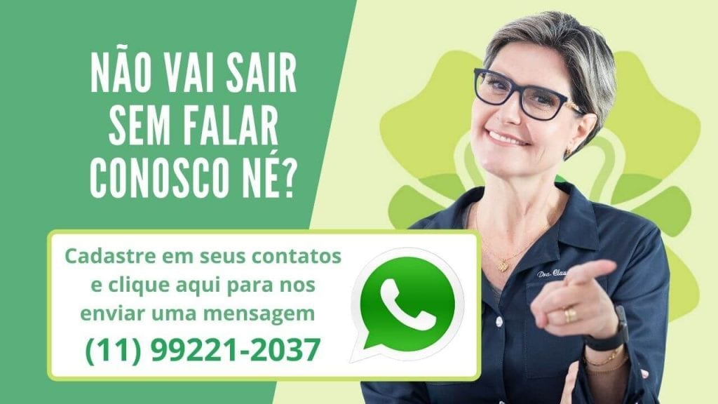 Popup Saida - Odontologia Integrada Dra Claudia Assis